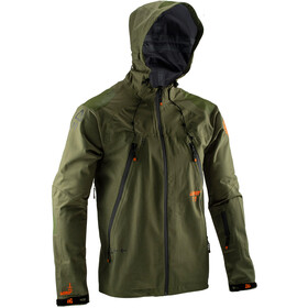 Leatt DBX 5.0 All Mountain Jacket Men forest